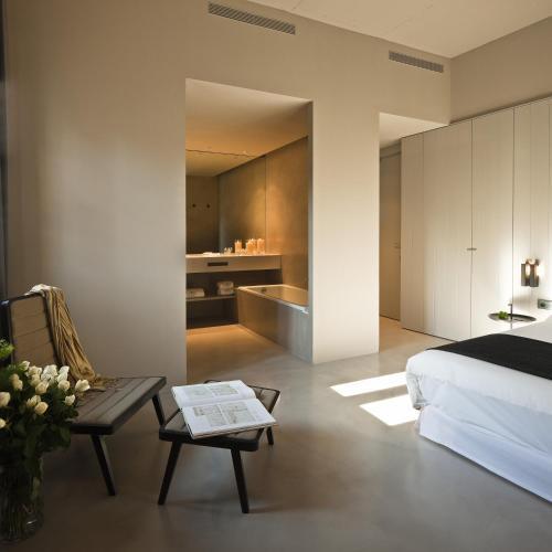 Habitación Doble Superior - 1 o 2 camas - Uso individual Caro Hotel 9