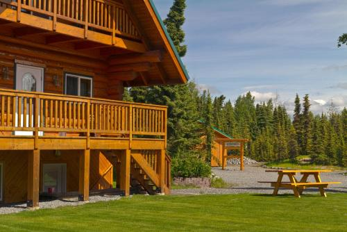 Salmon Catcher Lodge - Kenai, AK 99611