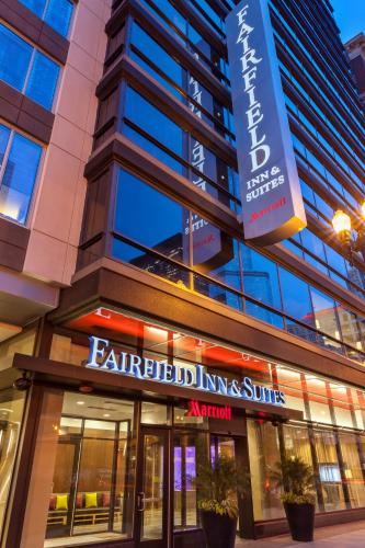 Fairfield Inn And Suites Chicago Downtown-river North - Chicago, IL 60654