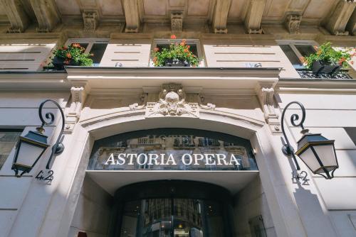 Hotel Astoria - Astotel photo 7