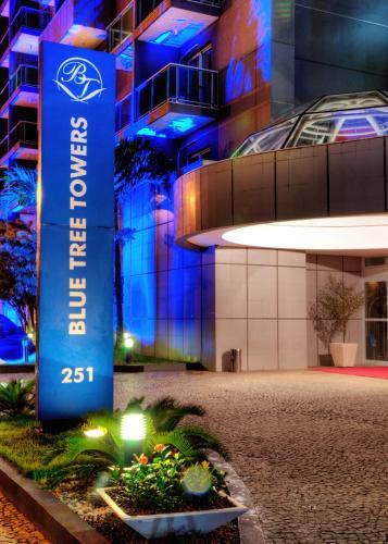 Blue Tree Towers Macae Photo