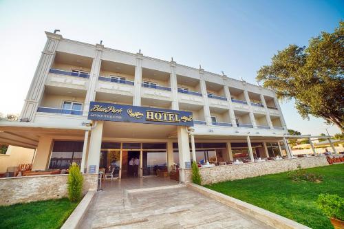 Gelibolu Hamzakoy Blue Park Boutique Hotel yol tarifi