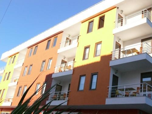 Avsa Adasi Velis Suite Apart Hotel odalar