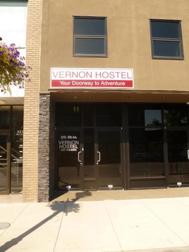 Vernon Hostel - Vernon, BC V1T 2C9