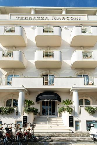 A-HOTEL.com - Terrazza Marconi Hotel&Spamarine, Albergo, Senigallia ...