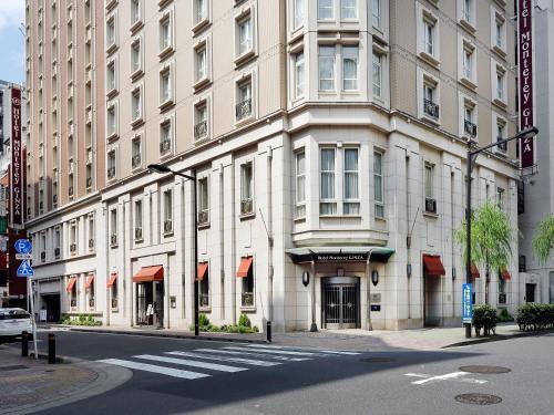 Hotel Monterey Ginza impression