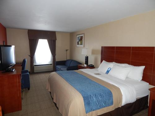 Comfort Inn Civic Center - Augusta, ME 04330