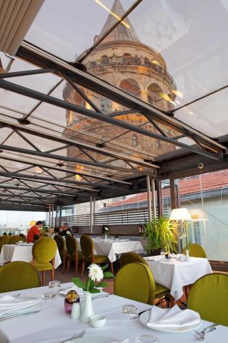 Istanbul Anemon Galata Hotel