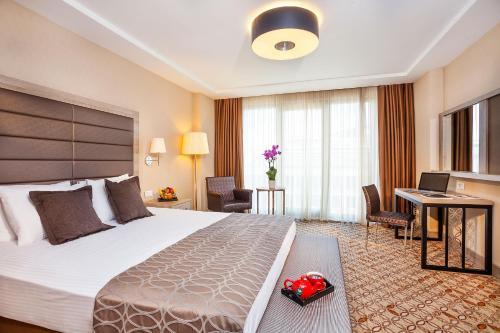 Istanbul Nidya Hotel Galataport tek gece fiyat