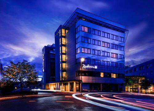 Radisson Blu Hotel Nydalen, Oslo impression