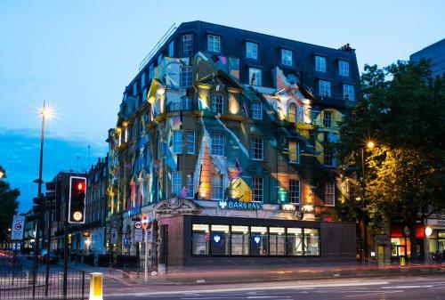 Belgrove Street, Kings Cross, London, England, United Kingdom, WC1H 8AB.