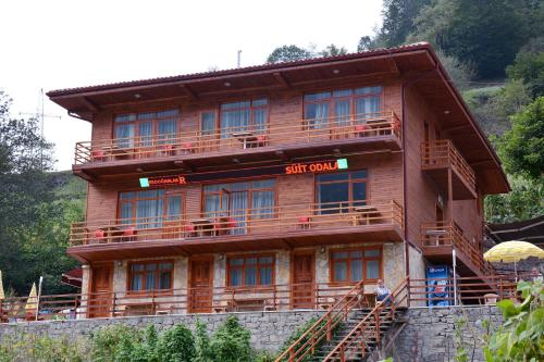 Uzungol Sen Villa Motel online rezervasyon