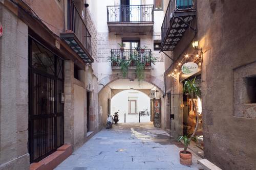 Inside Barcelona Apartments Esparteria photo 16