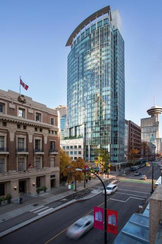 Auberge Vancouver Hotel - Vancouver, BC V6C 1B6