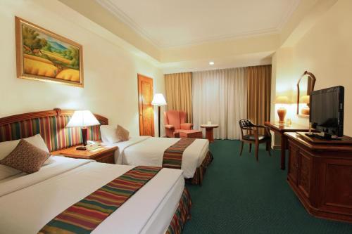 Harmoni Hotel impression
