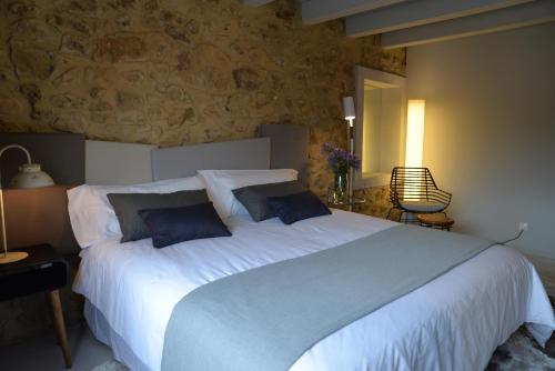 Doppel- oder Zweibettzimmer Hotel Garaiko Landetxea 24