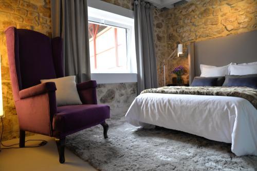 Doppel- oder Zweibettzimmer Hotel Garaiko Landetxea 23