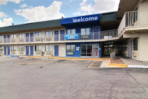 Motel 6 Fort Stockton - Fort Stockton, TX 79735