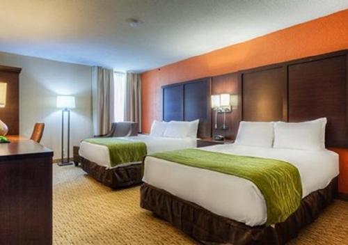 Comfort Inn & Suites Evansville Airport Photo