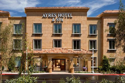 Ayres Hotel & Spa Mission Viejo - Mission Viejo, CA 92692