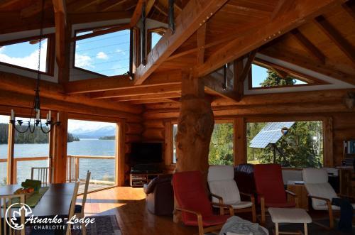 Atnarko Lodge Photo