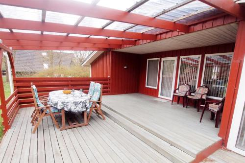 Holiday home Bæverstien D- 280