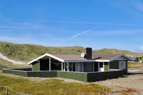 Holiday home Bjerregårdsvej H- 484