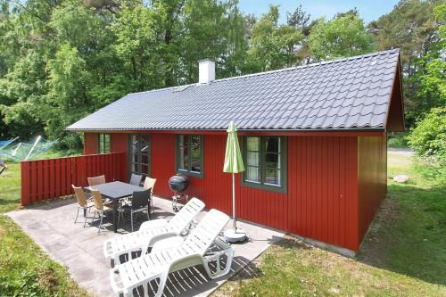 Holiday home Dueodde H- 892
