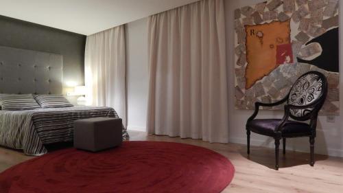 Habitación Doble Confort - 1 o 2 camas Palau dels Osset 21