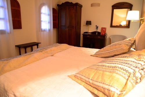 Doppel-/Zweibettzimmer mit Bergblick Hotel Cardenal Ram 2