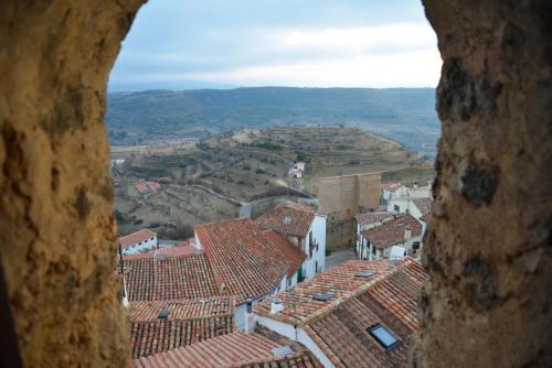 Habitación Doble con vistas a la montaña - 1 o 2 camas Hotel Cardenal Ram 4