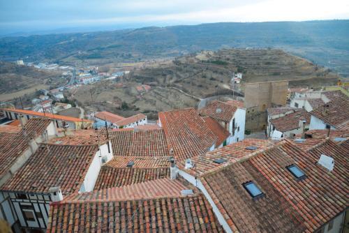 Habitación Doble con vistas a la montaña - 1 o 2 camas Hotel Cardenal Ram 5