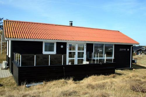 Holiday home Klittoften A- 2341