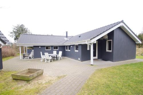 Holiday home Nøddehaven B- 3134
