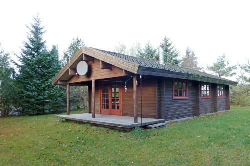 Holiday home Solsortevej E- 4273