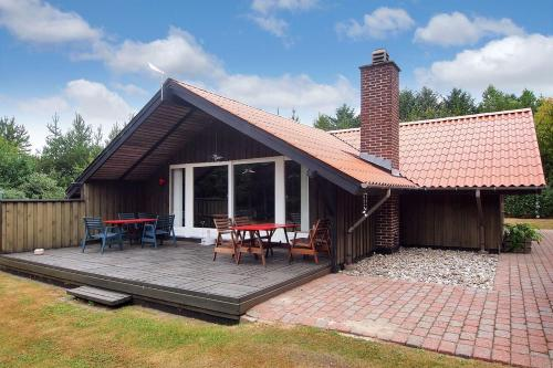 Holiday Home SydskrÆnten D- 4704