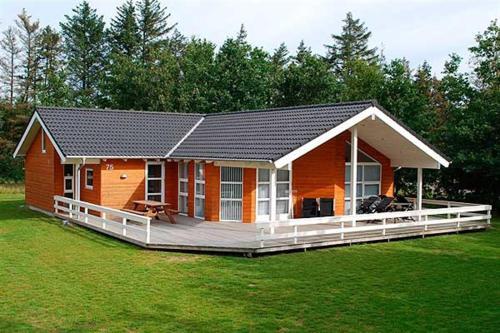 Holiday home Vestskoven D- 5176