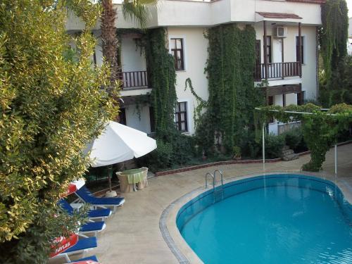 Fethiye Erciyes Apart Hotel odalar