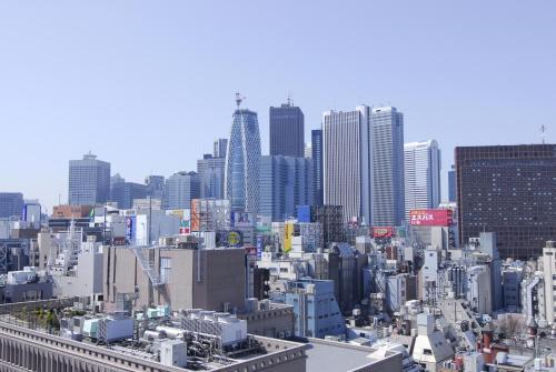 Citadines Central Shinjuku Tokyo photo 11
