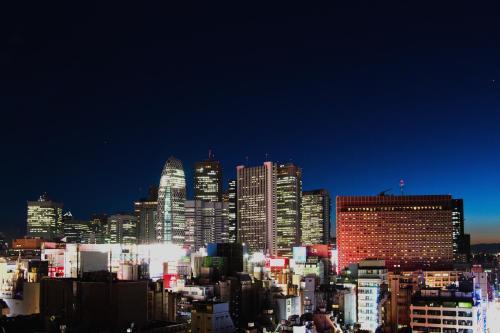 Citadines Central Shinjuku Tokyo photo 15