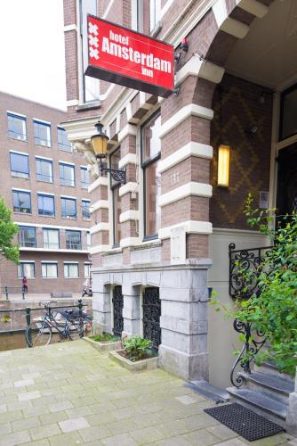 Hotel Amsterdam Inn impression