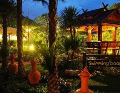 Villa Wanida Garden Resort
