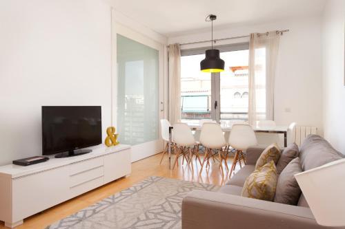 Apartment The White Duplex impression