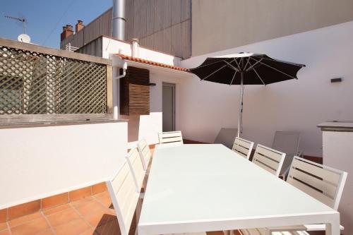 Apartment The White Duplex photo 18