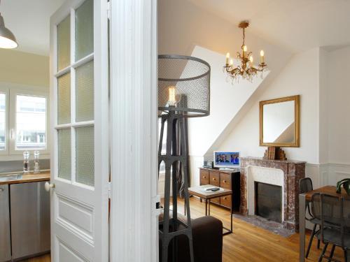 Appart 39 tourisme paris porte de versailles location for Appart hotel 75015