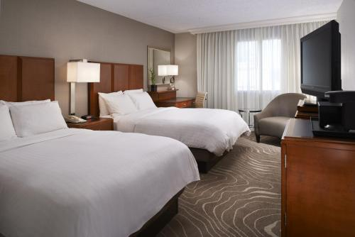 Detroit Metro Airport Marriott Photo