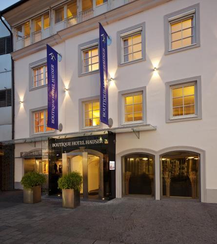 Boutique Hotel Hauser