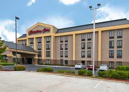 Hampton Inn Jackson-pearl-international Airport - Pearl, MS 39208