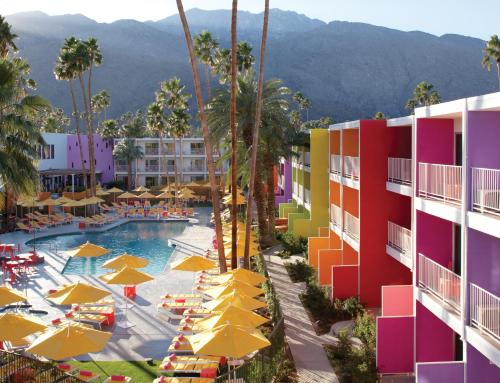 1800 East Palm Canyon Drive, Palm Springs, California 92264, United States.