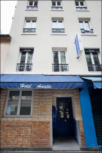Hotel aviatic h tel 10 rue brezin 75014 paris adresse for Hotel boulevard jourdan